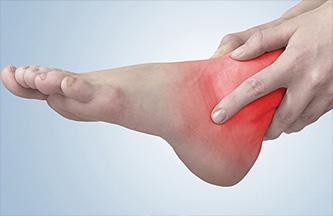 Pathologies de la cheville